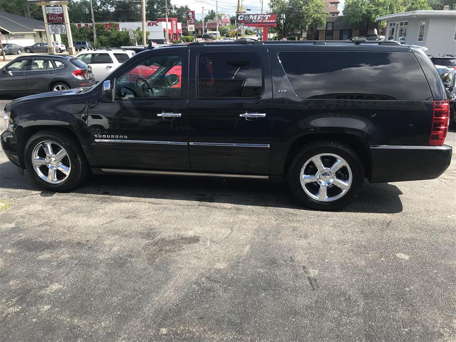 2013 Chevrolet Suburban LTZ 1500 4WD, available for sale in Manchester, New Hampshire | Second Street Auto Sales Inc. Manchester, New Hampshire