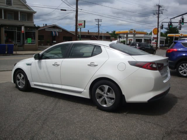 Used 2015 Kia Optima Hybrid in Torrington, Connecticut | Ross Motorcars. Torrington, Connecticut