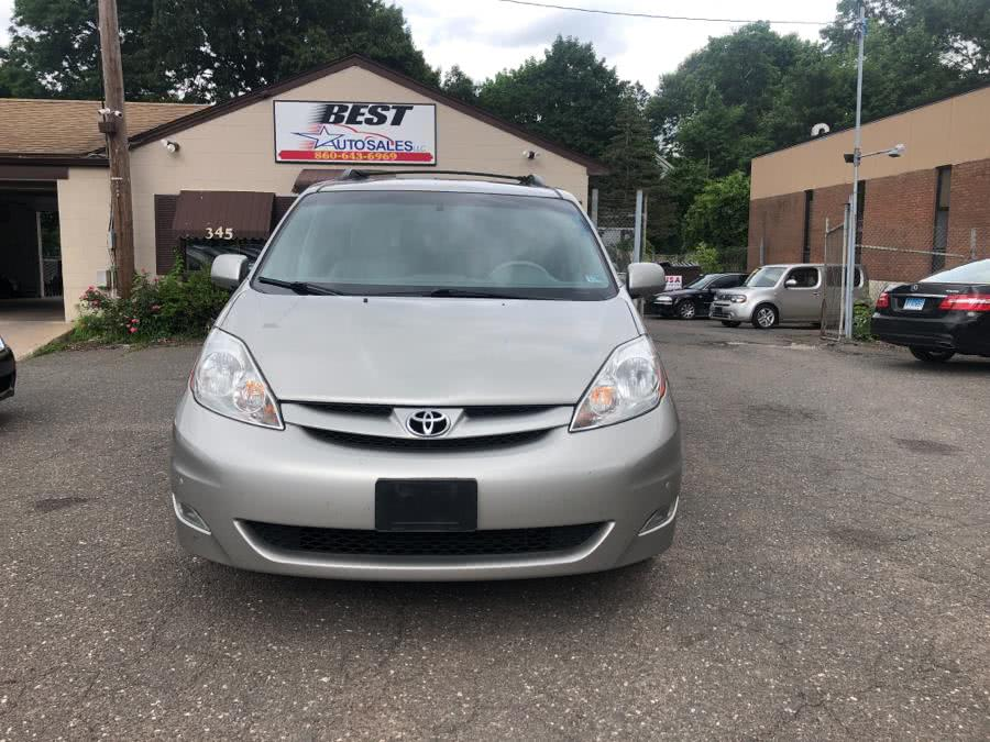 2010 Toyota Sienna 5dr 7-Pass Van XLE Ltd FWD (Natl), available for sale in Manchester, Connecticut   Best Auto Sales LLC. Manchester, Connecticut