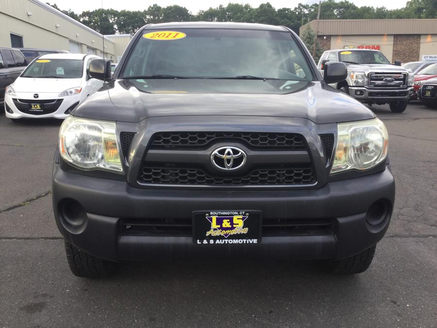 2011 Toyota Tacoma 4WD Double V6 AT (Natl), available for sale in Plantsville, Connecticut | L&S Automotive LLC. Plantsville, Connecticut