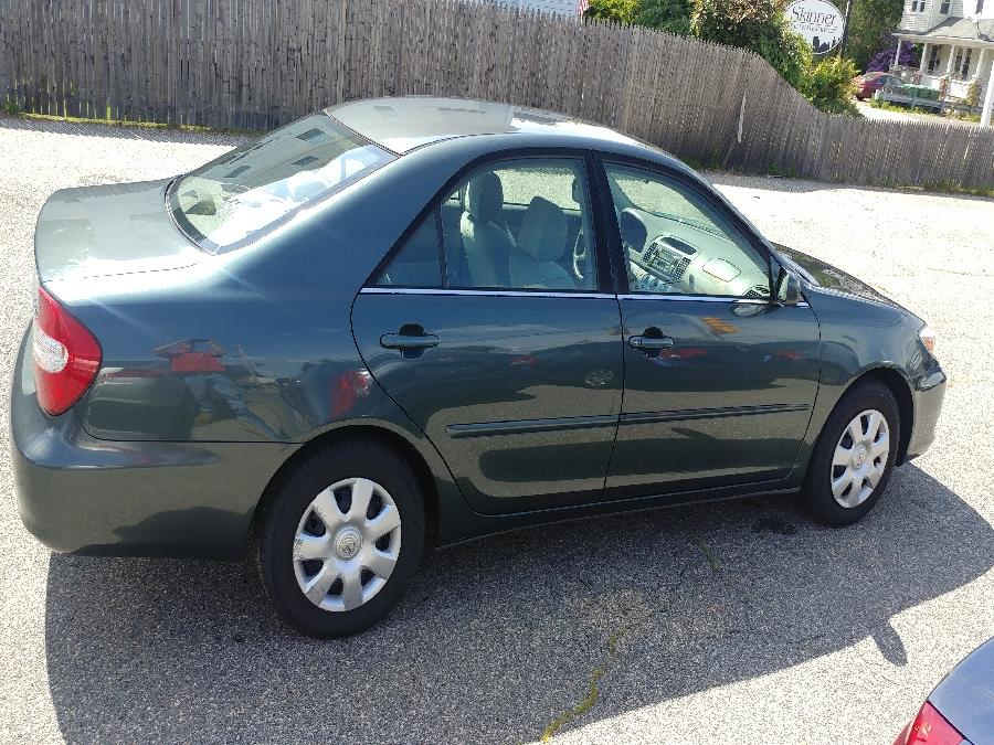 2003 Toyota Camry 4dr Sdn LE Auto (Natl), available for sale in Chicopee, Massachusetts | Matts Auto Mall LLC. Chicopee, Massachusetts