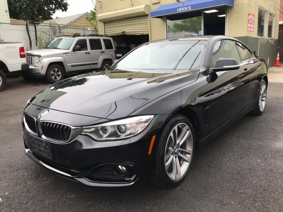 Used 2014 BMW 4 Series in Jamaica, New York | Sunrise Autoland. Jamaica, New York