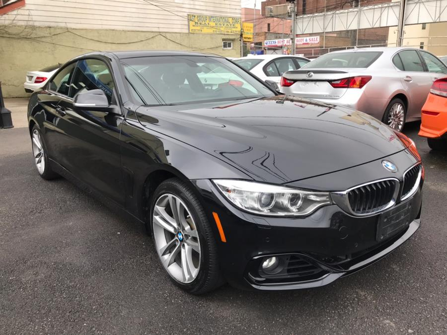 2014 BMW 4 Series 2dr Cpe 428i xDrive AWD SULEV, available for sale in Jamaica, New York | Sunrise Autoland. Jamaica, New York