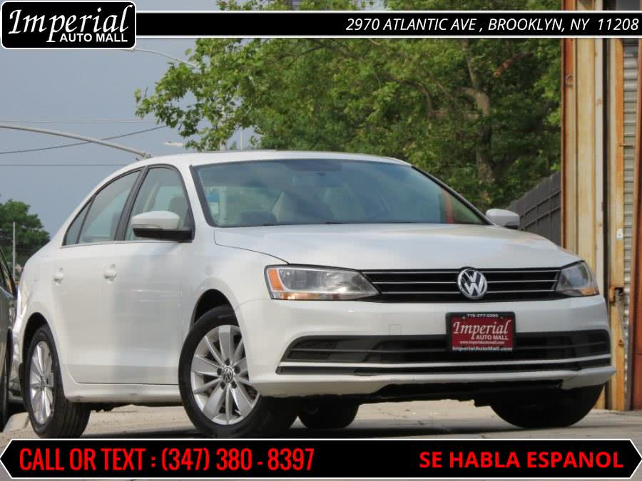 Used 2015 Volkswagen Jetta Sedan in Brooklyn, New York | Imperial Auto Mall. Brooklyn, New York