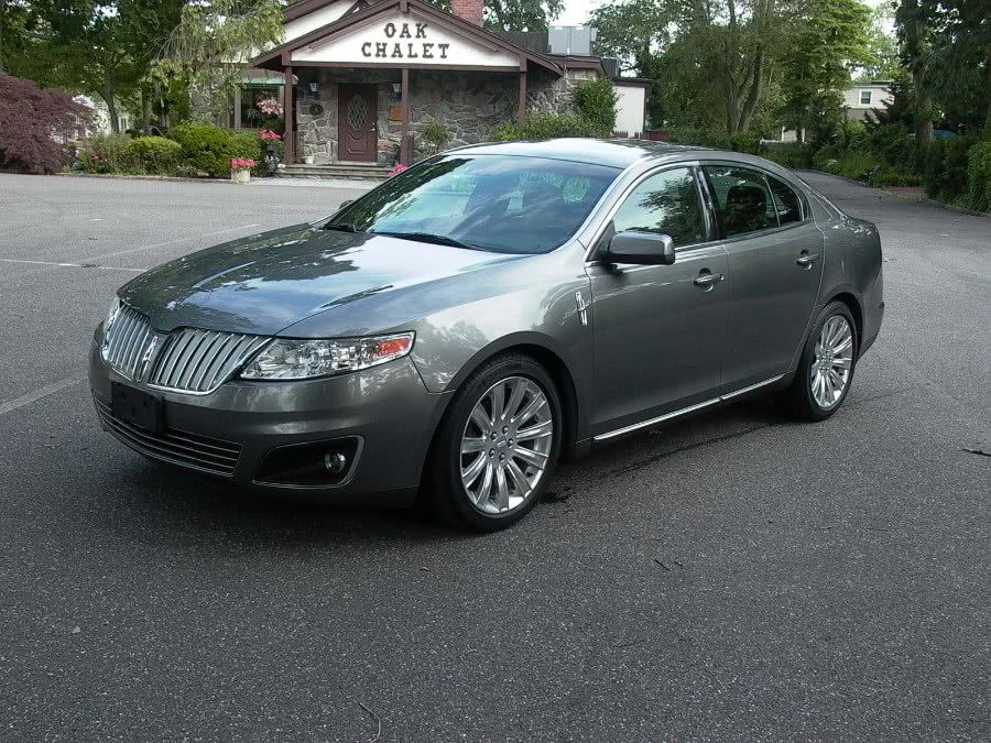 Used Lincoln MKS 4dr Sdn 3.7L FWD 2011