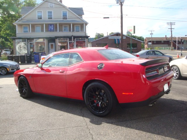 2016 Dodge Challenger 2dr Cpe SRT Hellcat, available for sale in Torrington, Connecticut | Ross Motorcars. Torrington, Connecticut