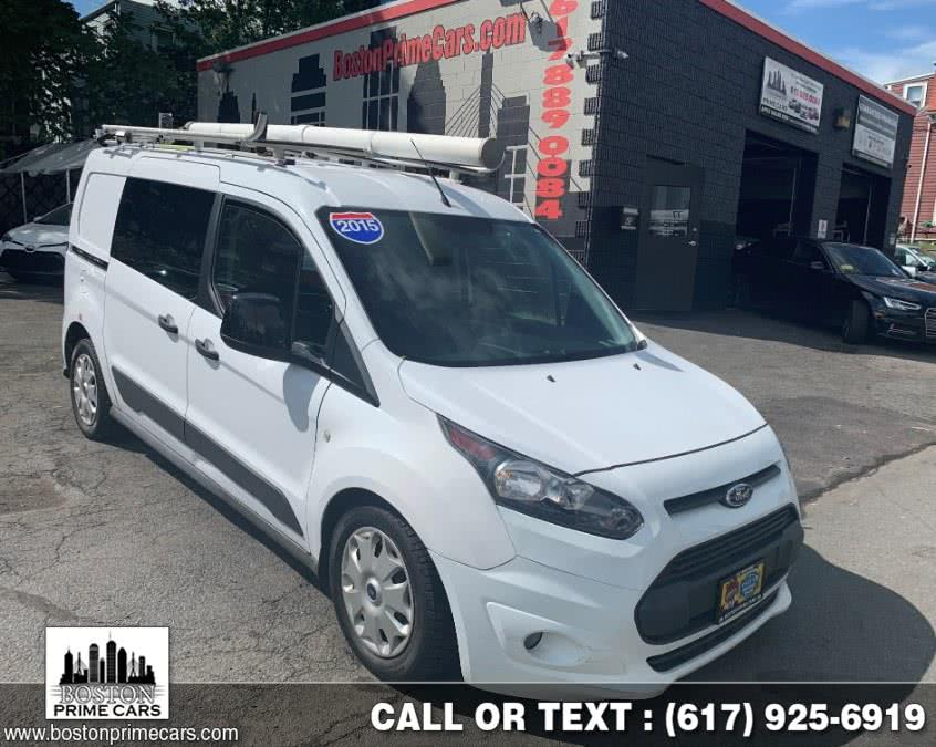2015 Ford Transit Connect LWB XLT, available for sale in Chelsea, Massachusetts | Boston Prime Cars Inc. Chelsea, Massachusetts