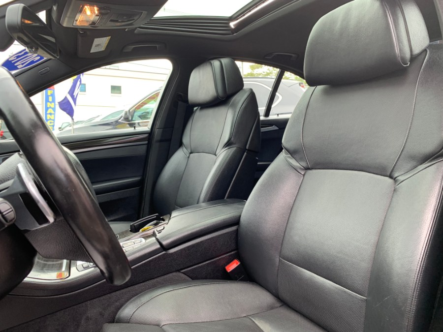 2013 BMW 5 Series 4dr Sdn 550i xDrive AWD M PACKAGE, available for sale in Chelsea, Massachusetts | Boston Prime Cars Inc. Chelsea, Massachusetts