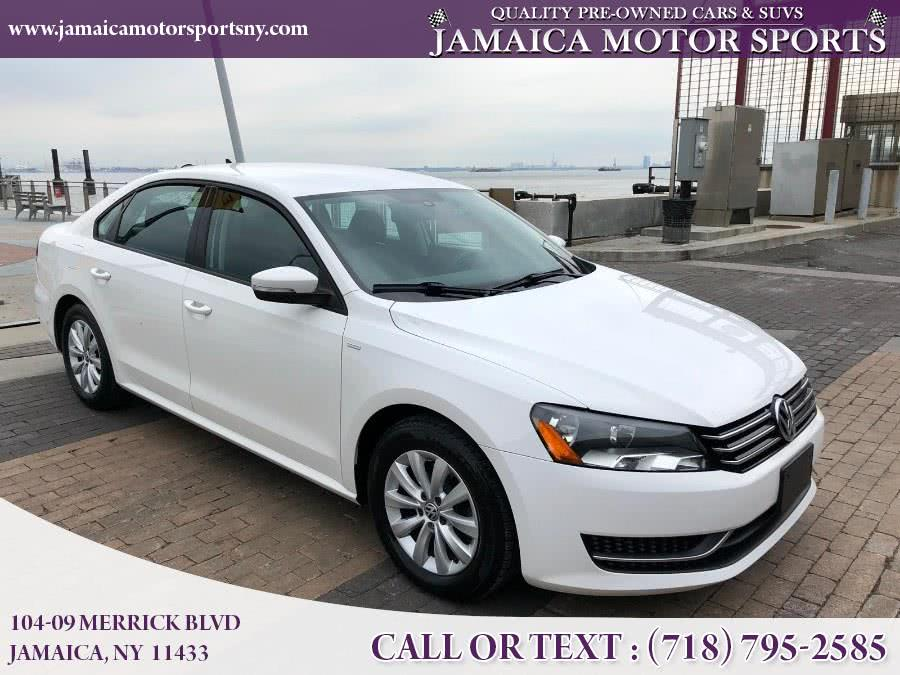 Used 2014 Volkswagen Passat in Jamaica, New York | Jamaica Motor Sports . Jamaica, New York