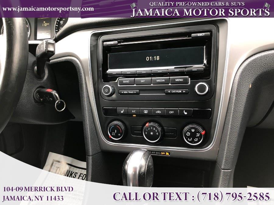Used Volkswagen Passat 4dr Sdn 1.8T Auto Wolfsburg Ed PZEV 2014   Jamaica Motor Sports . Jamaica, New York