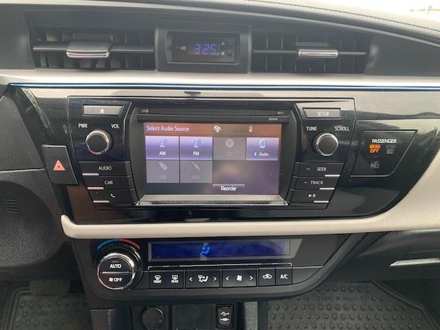 Used Toyota Corolla 4dr Sdn CVT LE (Natl) 2015 | A-Tech. Medford, Massachusetts