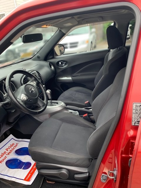 2012 Nissan JUKE 5dr Wgn CVT SV AWD, available for sale in Medford, Massachusetts | A-Tech. Medford, Massachusetts