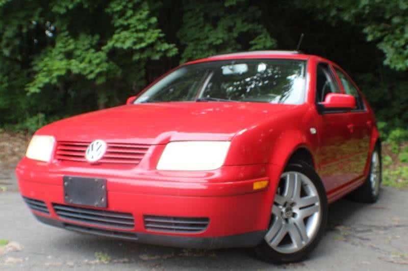 2002 Volkswagen Jetta GLX VR6 4dr Sedan, available for sale in Waterbury, Connecticut | Sphinx Motorcars. Waterbury, Connecticut