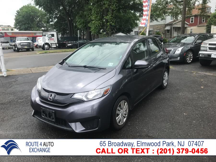 Used 2017 Honda Fit in Elmwood Park, New Jersey | Route 4 Auto Exchange. Elmwood Park, New Jersey