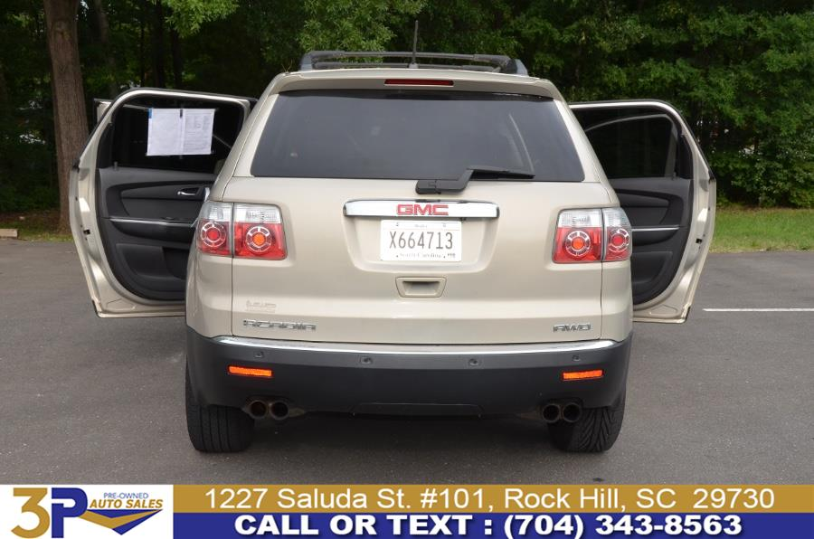 2011 GMC Acadia AWD 4dr SLE, available for sale in Rock Hill, South Carolina | 3 Points Auto Sales. Rock Hill, South Carolina