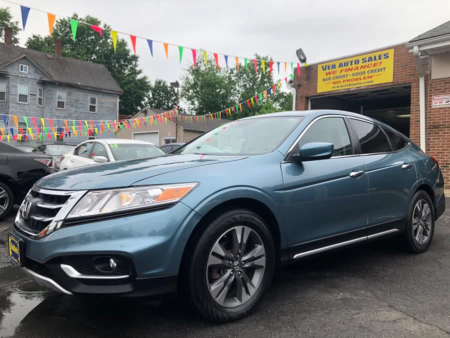 Used 2014 Honda Crosstour in Berlin, Connecticut | Tru Auto Mall. Berlin, Connecticut