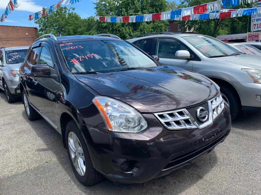 2013 Nissan Rogue AWD 4dr SL, available for sale in Brooklyn, New York | Atlantic Used Car Sales. Brooklyn, New York