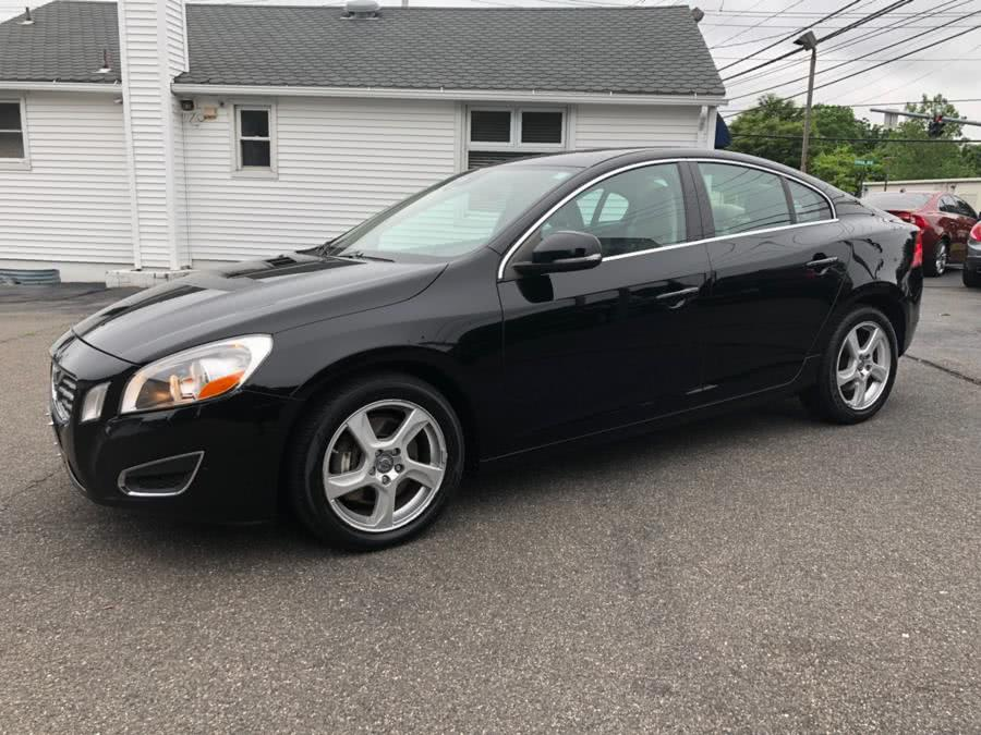 2012 Volvo S60 FWD 4dr Sdn T5 w/Moonroof, available for sale in Milford, Connecticut | Chip's Auto Sales Inc. Milford, Connecticut