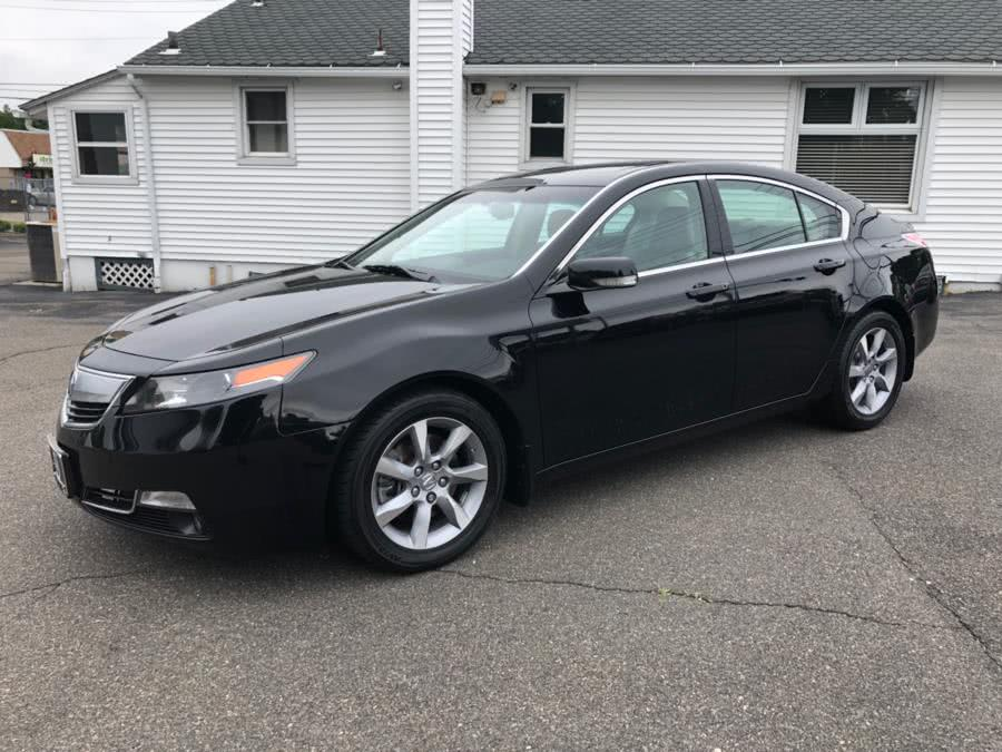 Used Acura TL 4dr Sdn Auto 2WD 2012 | Chip's Auto Sales Inc. Milford, Connecticut