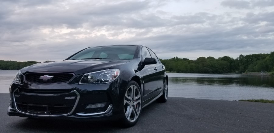 2017 Chevrolet SS 4dr Sdn, available for sale in Storrs, Connecticut | Eagleville Motors. Storrs, Connecticut