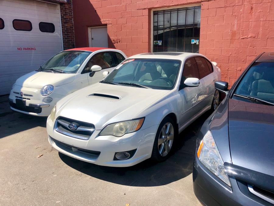 2008 Subaru Legacy 4dr H4 Auto GT Ltd, available for sale in New Haven, Connecticut | Primetime Auto Sales and Repair. New Haven, Connecticut