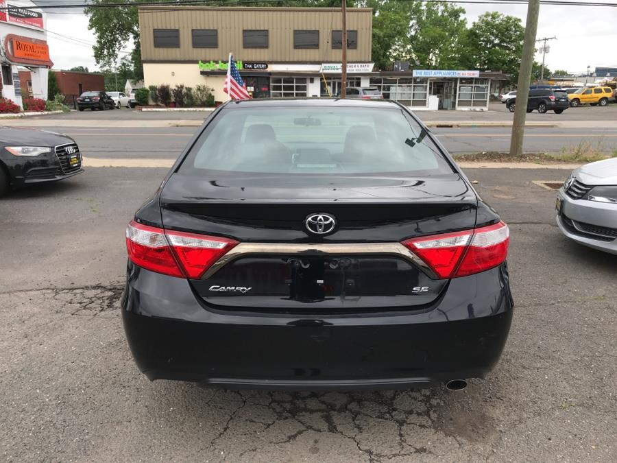 Used Toyota Camry 4dr Sdn I4 Auto SE (Natl) 2016   Auto Store. West Hartford, Connecticut
