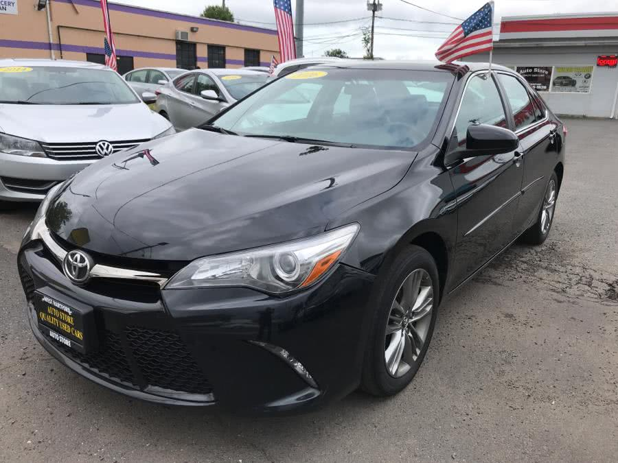 Used 2016 Toyota Camry in West Hartford, Connecticut | Auto Store. West Hartford, Connecticut