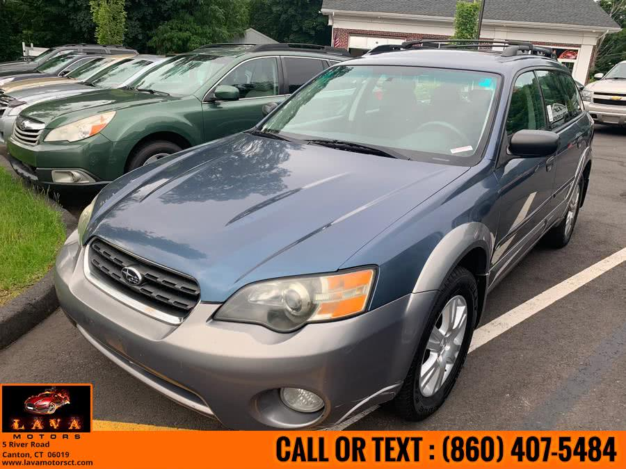 Used 2005 Subaru Legacy Wagon (Natl) in Canton, Connecticut | Lava Motors. Canton, Connecticut