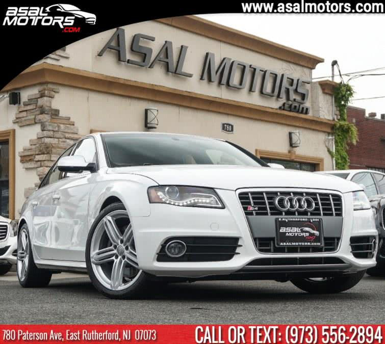 Used Audi S4 4dr Sdn S Tronic Prestige 2012 | Asal Motors. East Rutherford, New Jersey