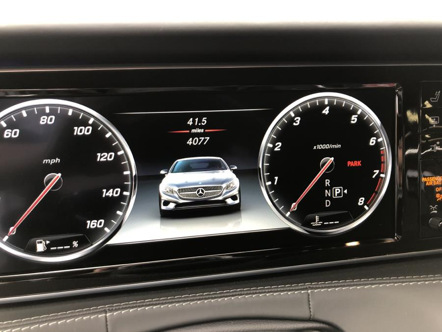 2015 Mercedes-Benz S-Class 2dr Cpe S550 4MATIC, available for sale in Plainview , New York   Ace Motor Sports Inc. Plainview , New York