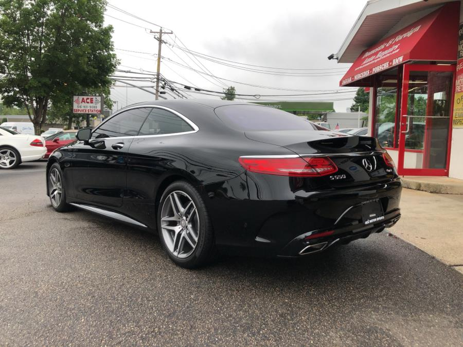 Used Mercedes-Benz S-Class 2dr Cpe S550 4MATIC 2015 | Ace Motor Sports Inc. Plainview , New York