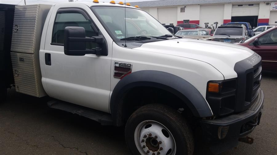 2008 Ford Super Duty F-450 DRW 4WD Reg Cab 165
