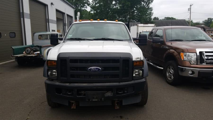 Used 2008 Ford Super Duty F-450 DRW in Berlin, Connecticut | Auto Drive Sales And Service. Berlin, Connecticut