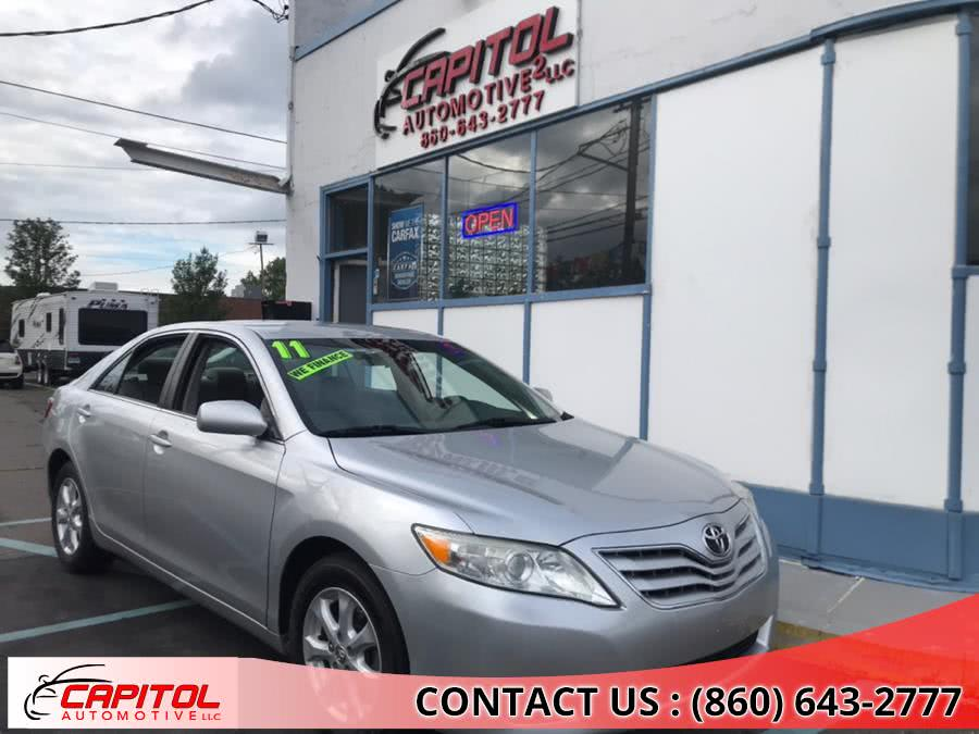 Used 2011 Toyota Camry in Manchester, Connecticut | Capitol Automotive 2 LLC. Manchester, Connecticut