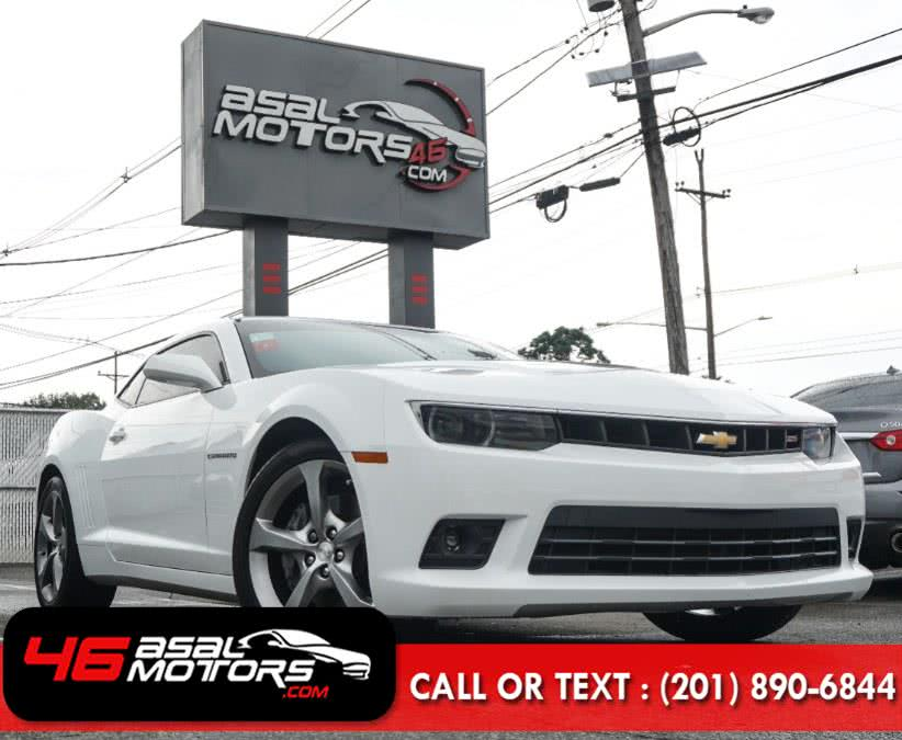 Used 2014 Chevrolet Camaro in lodi, New Jersey | Asal Motors 46. lodi, New Jersey