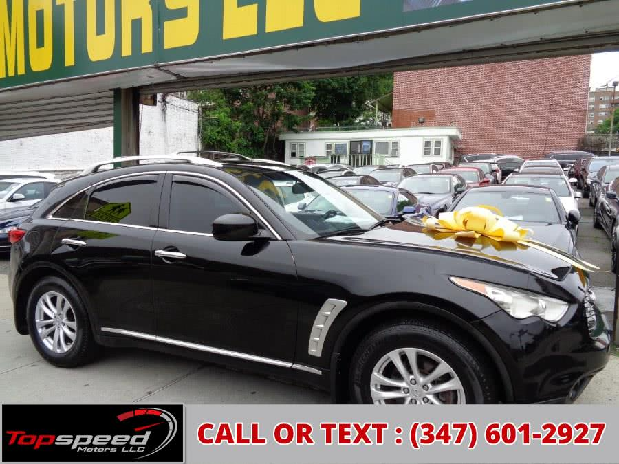 Used 2009 Infiniti FX35 AWD Satellite in Jamaica, New York | Top Speed Motors LLC. Jamaica, New York