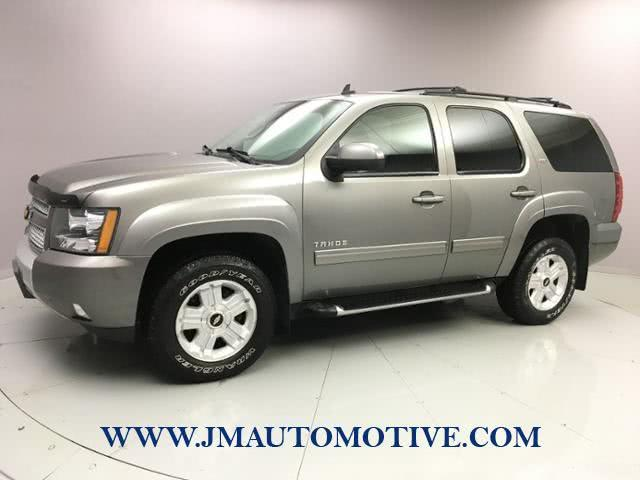 Used 2012 Chevrolet Tahoe in Naugatuck, Connecticut | J&M Automotive Sls&Svc LLC. Naugatuck, Connecticut