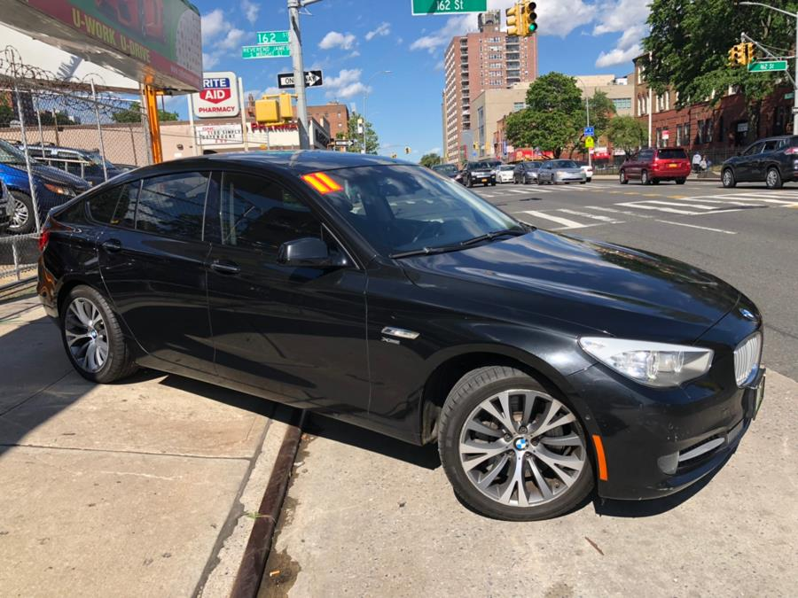 2011 BMW 5 Series Gran Turismo 5dr 550i xDrive Gran Turismo AWD, available for sale in Jamaica, New York | Sylhet Motors Inc.. Jamaica, New York