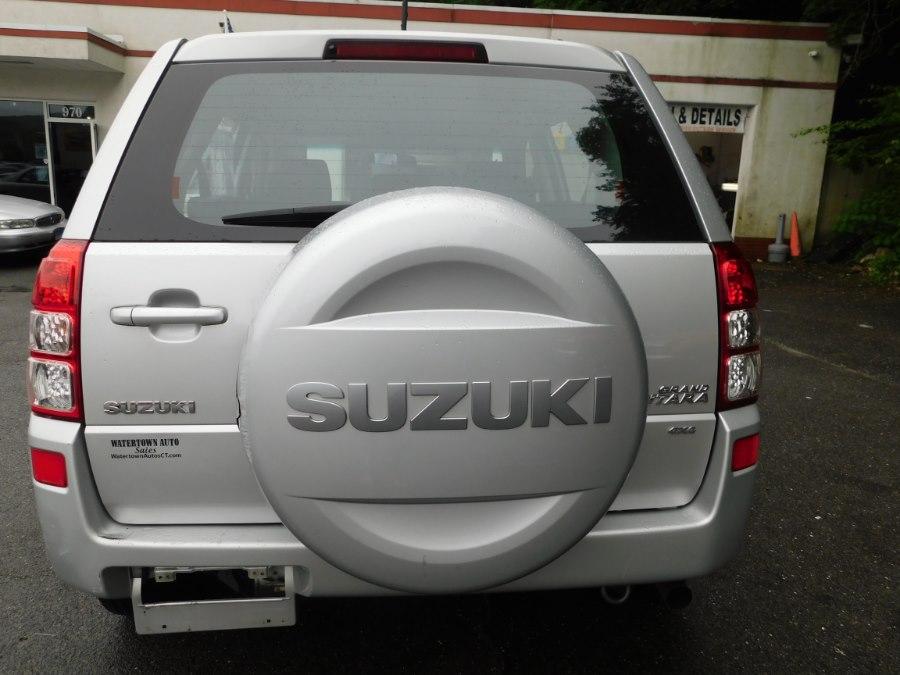 2008 Suzuki Grand Vitara 4WD 4dr Auto, available for sale in Watertown, Connecticut | Watertown Auto Sales. Watertown, Connecticut