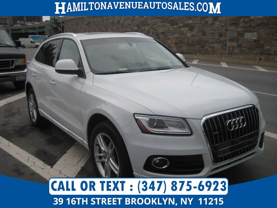 Used 2014 Audi Q5 in Brooklyn, New York | Hamilton Avenue Auto Sales DBA Nyautoauction.com. Brooklyn, New York