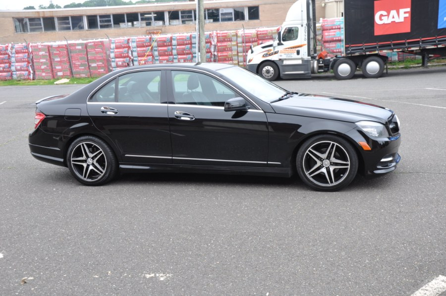 2011 Mercedes-Benz C-Class 4dr Sdn C300 Sport 4MATIC, available for sale in Waterbury, Connecticut | Platinum Auto Care. Waterbury, Connecticut