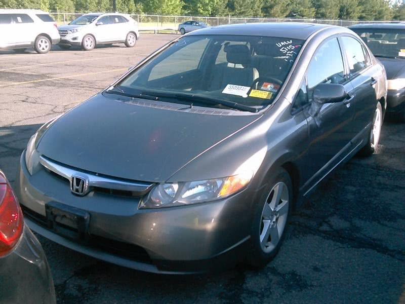 2006 Honda Civic Sdn EX AT, available for sale in Paterson, New Jersey | Joshy Auto Sales. Paterson, New Jersey