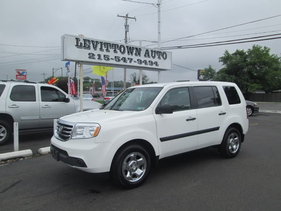 Used 2015 Honda Pilot in Levittown, Pennsylvania | Levittown Auto. Levittown, Pennsylvania