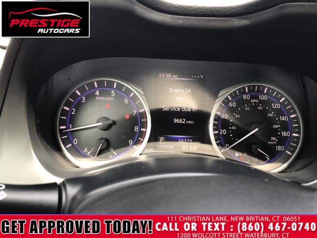 2016 Infiniti Q50 3.0t Premium, available for sale in New Britain, Connecticut | Prestige Auto Cars LLC. New Britain, Connecticut