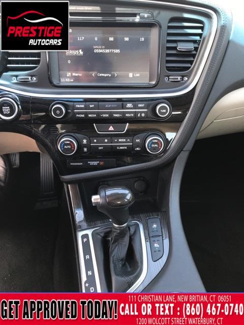 2014 Kia Optima EX, available for sale in New Britain, Connecticut | Prestige Auto Cars LLC. New Britain, Connecticut