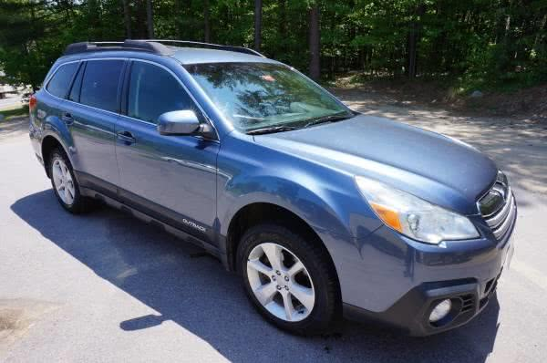 2013 Subaru Outback 4dr Wgn H4 Man 2.5i Premium, available for sale in Bow , New Hampshire | Extreme Machines. Bow , New Hampshire