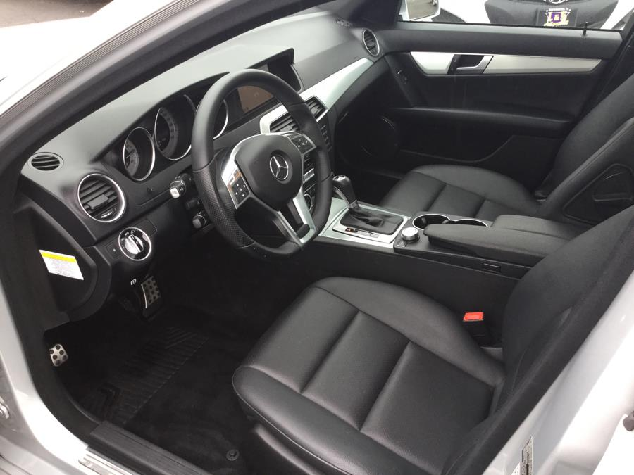 Used Mercedes-Benz C-Class 4dr Sdn C300 Sport 4MATIC 2014 | L&S Automotive LLC. Plantsville, Connecticut