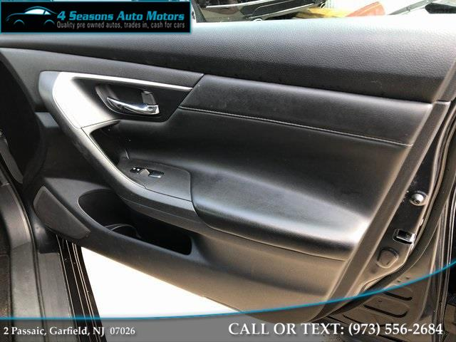 2015 Nissan Altima 2.5, available for sale in Garfield, New Jersey | 4 Seasons Auto Motors. Garfield, New Jersey