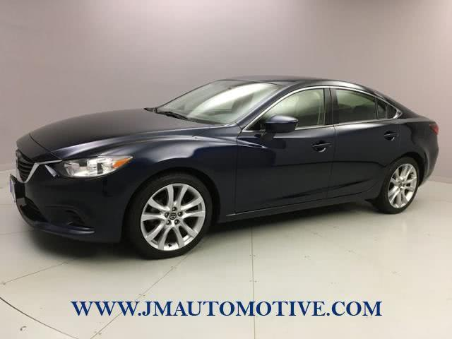 Used 2016 Mazda Mazda6 in Naugatuck, Connecticut | J&M Automotive Sls&Svc LLC. Naugatuck, Connecticut