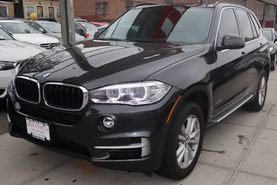 2015 BMW X5 AWD 4dr xDrive35i, available for sale in Jamaica, New York | Hillside Auto Mall Inc.. Jamaica, New York